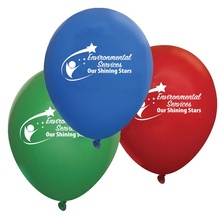 Environmental Services Week Balloons