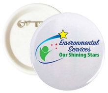 Environmental Services Week Buttons