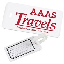 Executive Luggage Tag