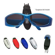 Eyeglass & Sunglass Holder Clip