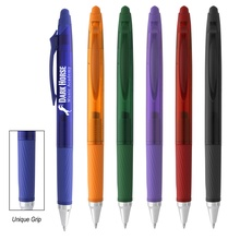 Finley Erasable Ink Pen with Logo Imprint