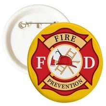 Fire Prevention Buttons