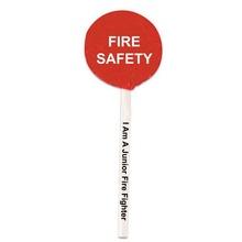 Fire Safety Lollipops