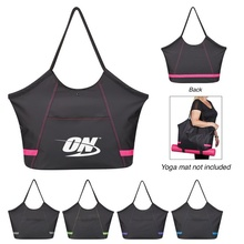 Personalized Fitness Club Tote Bags