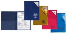Flexible Cover Presentation Folder with Imprint