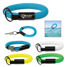 Customized Floating Wristband Key Holders
