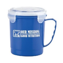 Food Services Meal Container Mug Gift
