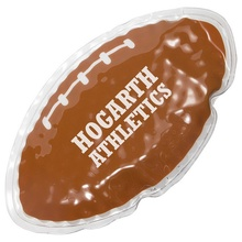 Football Promotional Hot & Cold Pack