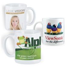 Full Color Custom Ceramic Mugs