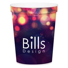Full Color Custom 16 oz. Stadium Cupss