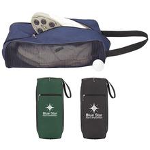 Custom Mesh Golf Shoe Bags