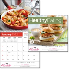 Healthy Eating 2022 Promotional Calendars