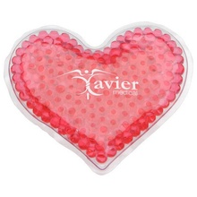 Heart Gel Hot & Cold Pack - Personalized