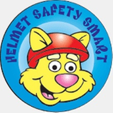 Helmet Safety Smart Stickers