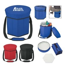 Promotional Hexagon Seat Coolers