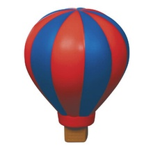 Hot Air Balloon Logo Stress Relievers