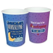 Housekeeping Appreciation 17 oz. Reusable Plastic Cups