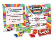 Housekeeping Staff Emergency Treat Pack