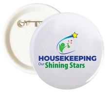 Housekeeping Week Celebration Buttons