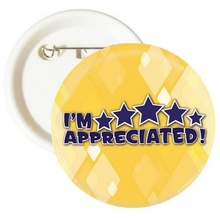 I'm Appreciated Buttons