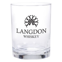 Imprinted 13.5 oz. Whiskey Glasses