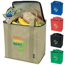 Personalized Insulated Grocery Totes