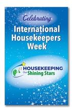 International Housekeeping Week Posters