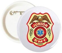Junior EMT Buttons