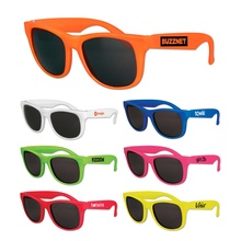 Kids Solid Color Sunglasses