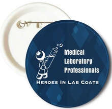 Lab Professionals Buttons