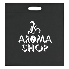 Large Heat Sealed Custom Non-Woven Exhibition Totes