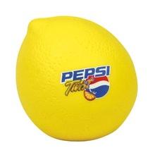 Imprinted Lemon Stress Balls