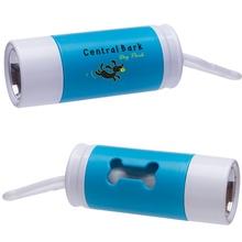 Imprinted Light Up Pen Waste Bag Dispenser