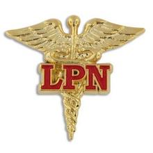 LPN Caduceus Lapel Pins