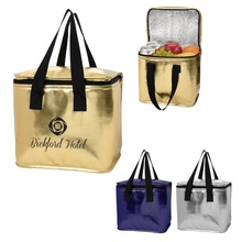 Promotional Major Metallic Cooler Bag