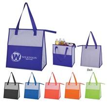Matte Laminated Island Custom Cooler Bags