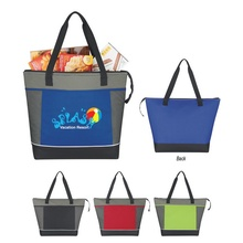 Mega Shopping Promotional Cooler Totes