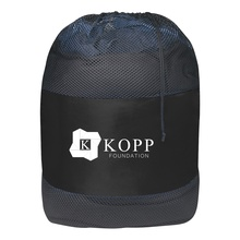Mesh Laundry Bags with Logo