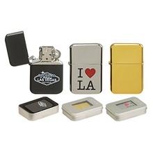 Custom Metal Cigarette Lighters