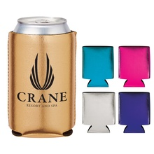 Metallic Promotional Kan-Tastic Can Coolers