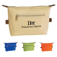 MicroFiber Promotional Cosmetic Bag