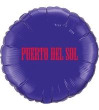 Custom MicroFoil Round Balloons
