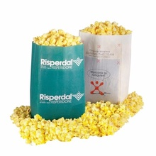 Custom Microwave Popcorn Packs