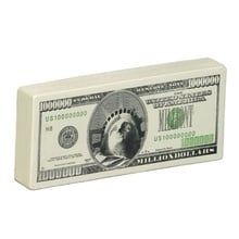 Imprinted Million Dollar Bill Stress Balls