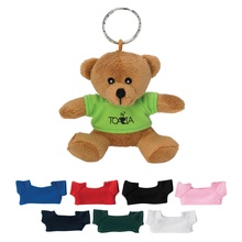 Custom Mini Bear Key Chains