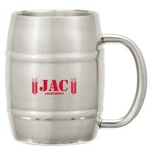 Moscow Mule 14 oz. Personalized Barrel Mugs