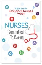 National Nurses Week Event Posters