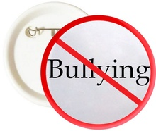 No Bullying Buttons