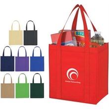 Non-Woven Avenue Shopper Custom Tote Bags