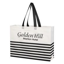 Non-Woven Horizontal Tote Bag